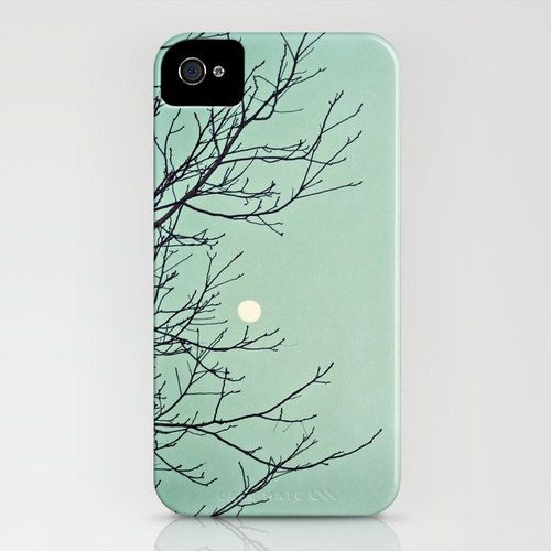 "Iphone Case - ""Holding The Moon"" - Vintage Inspired and  Dreamy  - Cell phone Case - Fine Art Photography Cell Phone Case. $45.00, via Etsy."