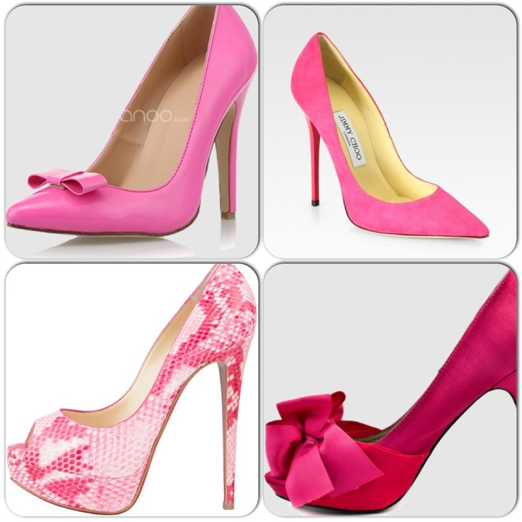 Oh so pink!