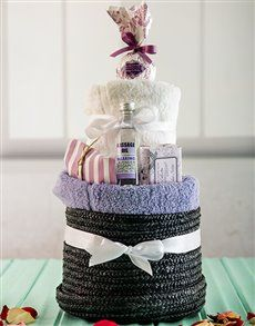 gifts: Bath Time Stack !