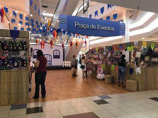 Taís Paranhos: São João no Shopping Boa Vista