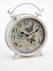 Butterfly Alarm Clock - bedroom