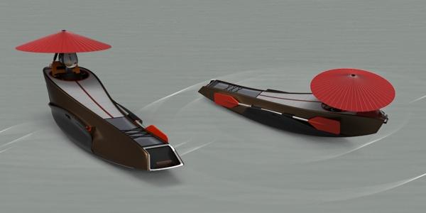 Calm Kayak