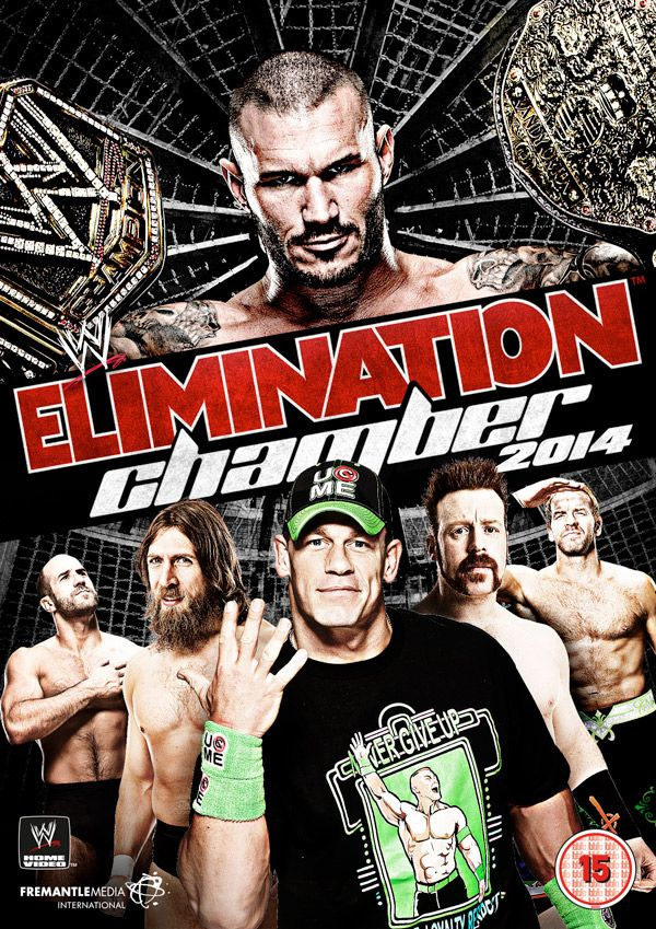WWE: Elimination Chamber 2014 Review