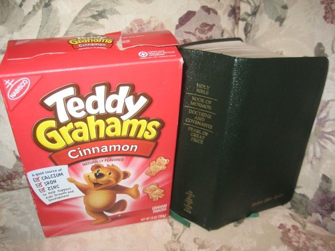 A great way to have Scripture time with the kids!!! This is hilarious and I can't wait to do it.
