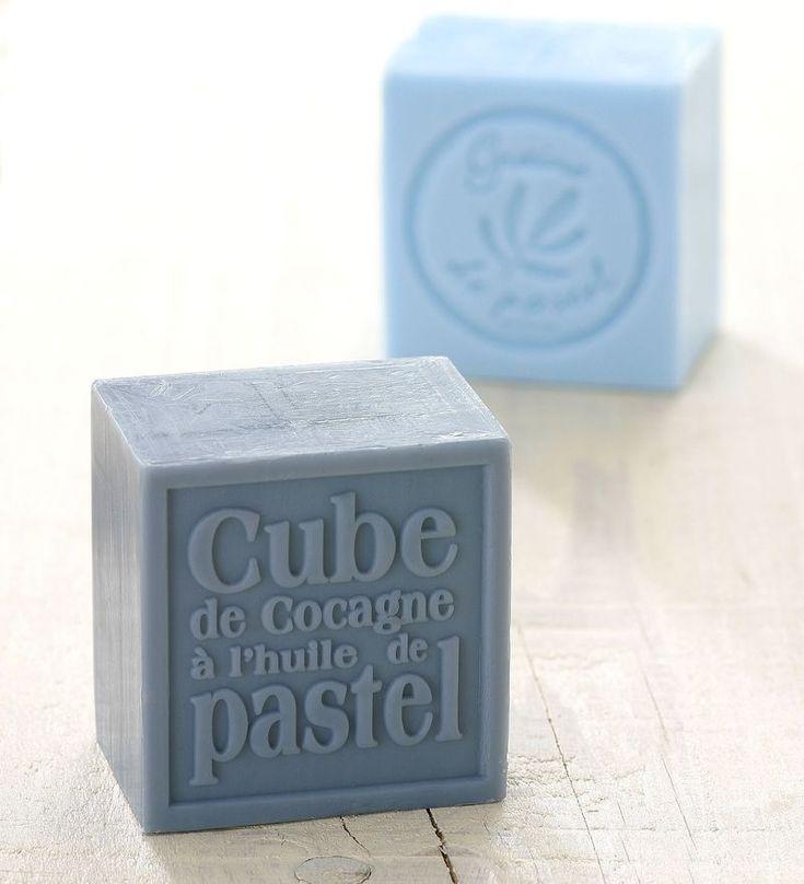 blue grey savon