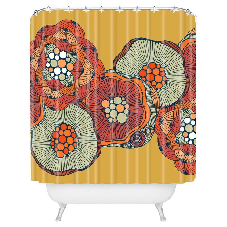 The 25+ best Yellow shower curtains ideas on Pinterest | Tuscan ...