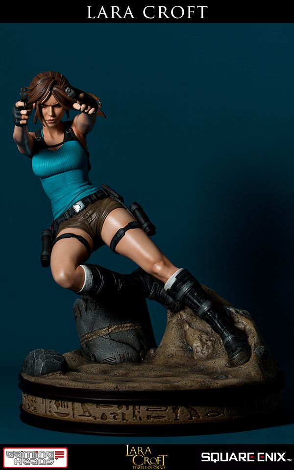 Gaming Heads: Gaming Heads Presents: Lara Croft and the Temple of Osiris