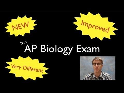 The New AP Biology Exam - A Users Guide - YouTube
