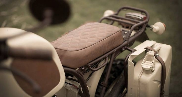 Eine BMW wie gemacht für Lawrence von Arabien   Classic Driver Magazine
