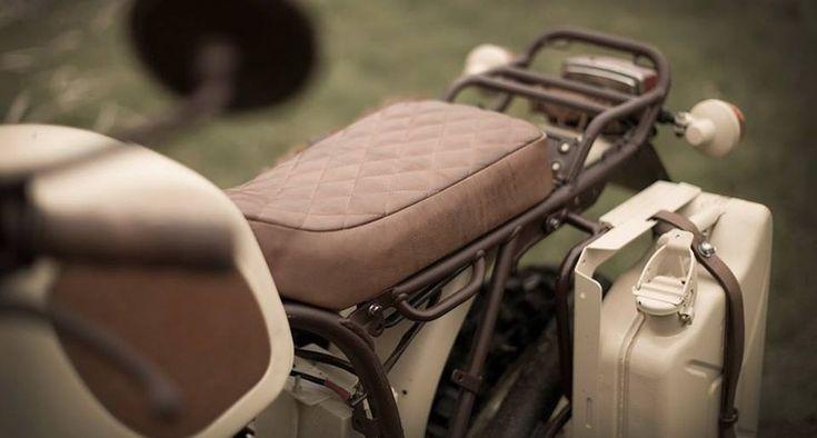 Eine BMW wie gemacht für Lawrence von Arabien | Classic Driver Magazine