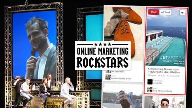 """Pinterest-Gründer Evan Sharp: """"Wir sind kein Social Network"""" › absatzwirtschaft"""