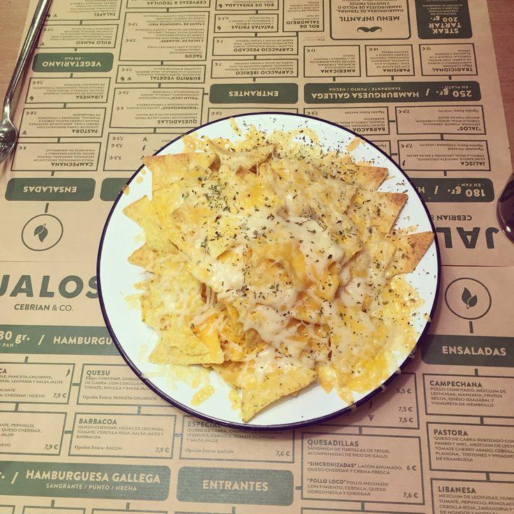 Nachos gluten Free de Jalos