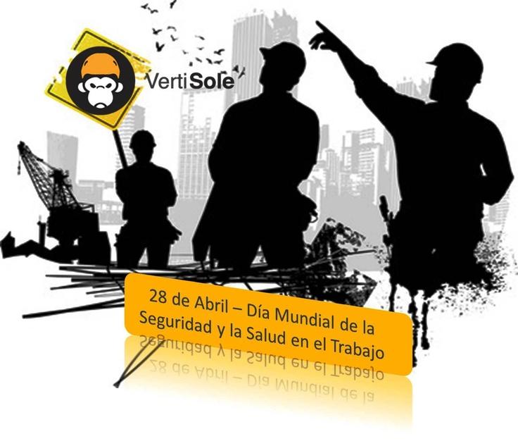 28 de Abril..Día Mundial de la Seguridad Industrial..!