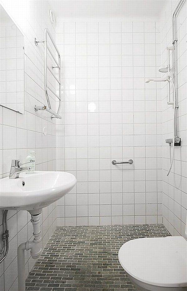 efficient small bathroom designs