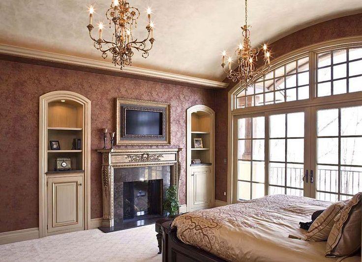 Camera da letto in stile vittoriano n.11