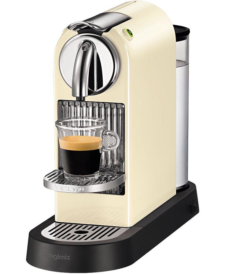 Nespresso Machine - £120   <3 Europe