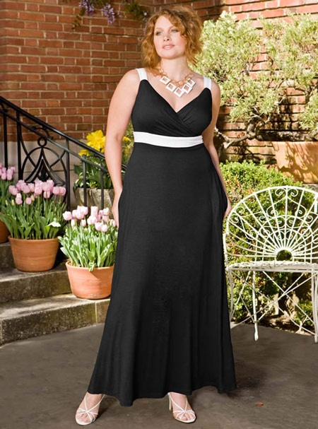 Plus-Size-Maid-Of-Honor-Dress2