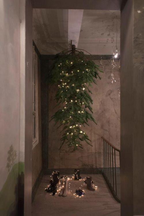 omgekeerde kerstboom- MOOI