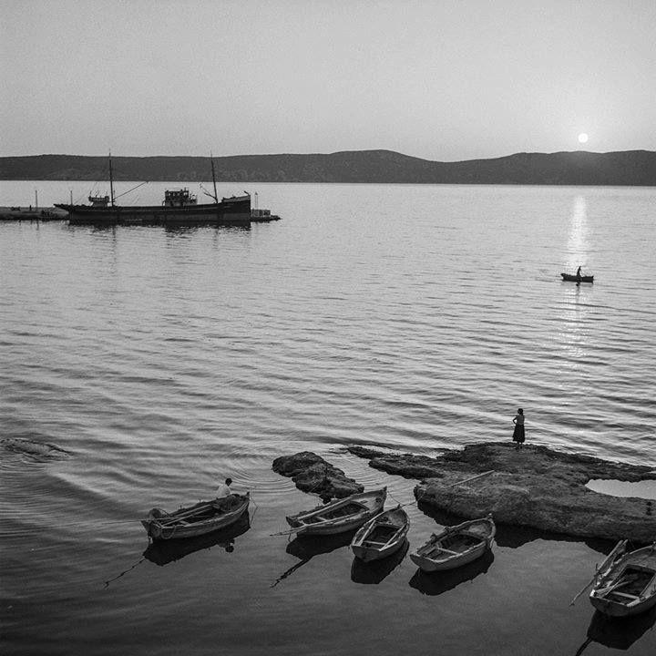 Robert McCabe Ελλάδα Πύλος 1955