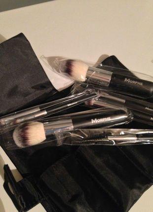 Buy here at #vinteduk http://www.vinted.co.uk/womens-beauty/makeup-tools/5363675-morphe-brushes-mini-make-up-brush-set