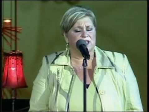 Sandi Patty singing Via Dolorosa, The Old Rugged Cross