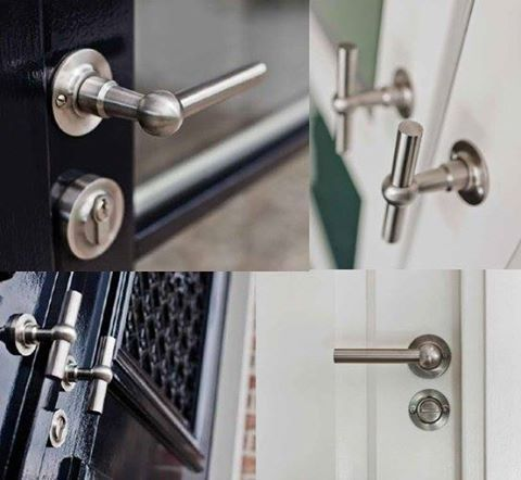 55 best MCH images on Pinterest Frost, Hooks and Toilets - poignee de porte interieure inox
