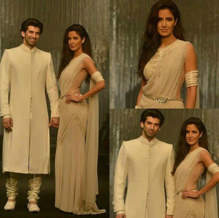 Aditya roy kapoor and Katrina kaif for Fitoor