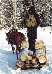 Työhevosmies (Torpan Tarinat) | Perromania - pieni postikorttikauppa