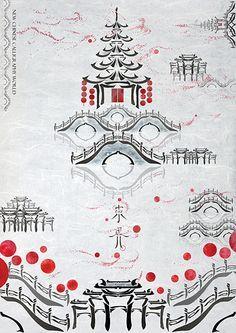 draconic calligraphy examples - Buscar con Google
