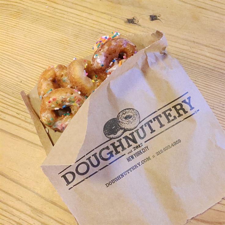 Doughnuttery Doughnuts  I've gotta stop here next time I'm in Manhattan!!