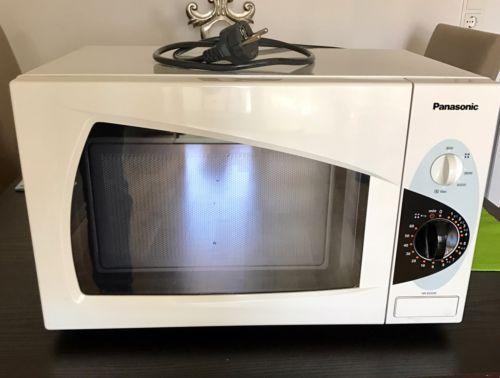 Panasonic Mikrowelle NN-E202WBGPG, 800 Watt, gebrauchtsparen25.com , sparen25.de , sparen25.info
