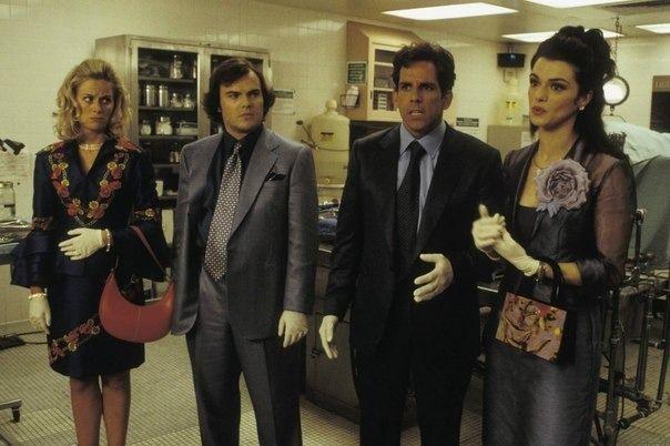 Amy Poehler Jack Black Ben Stiller Rachel Weisz In Envy 2004