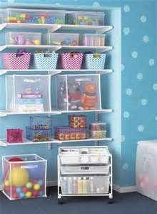 Kids Room Shelving - playroom
