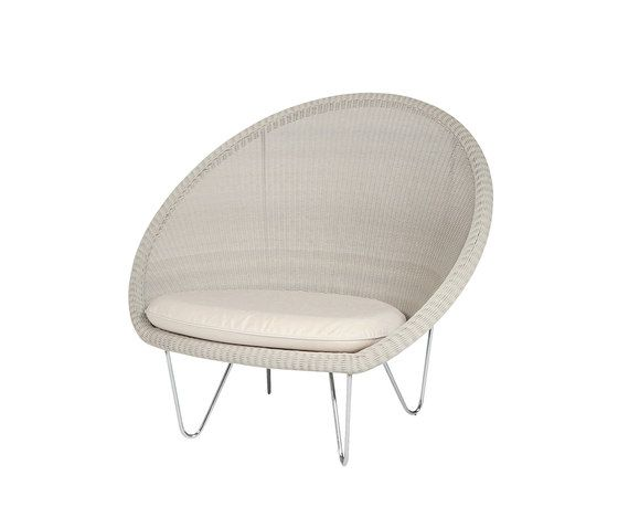 New Gipsy Cocoon Chair by Vincent Sheppard Garden chairs