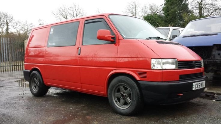 Only Mercedes rims in here! - Page 19 - VW T4 Forum - VW T5 Forum