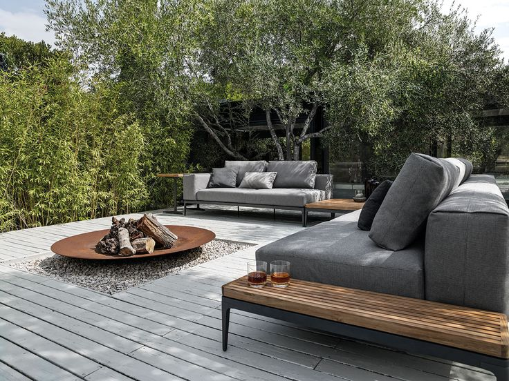 11 best Gloster Lounge - Luxury outdoor sofas images on Pinterest ...