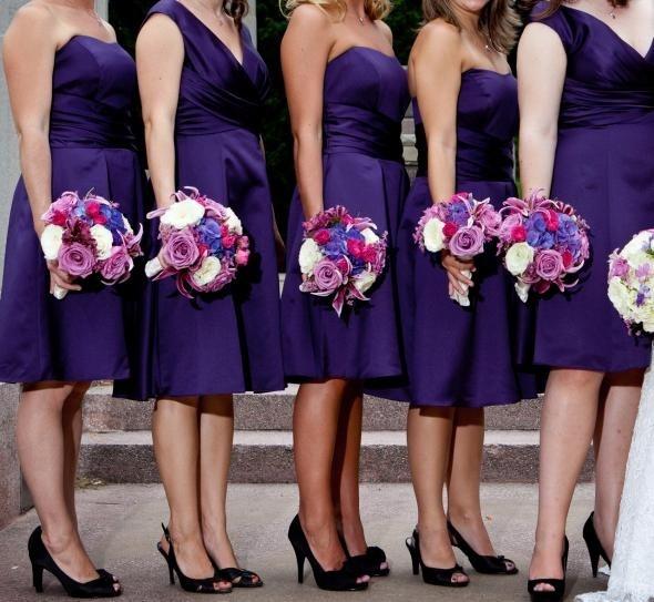 178 best images about Bridesmaids Dresses on Pinterest | Chiffon ...