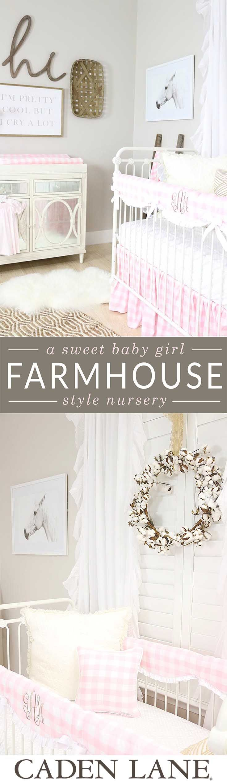 141 best Baby Girl Nursery Ideas images on Pinterest | Baby girl ...