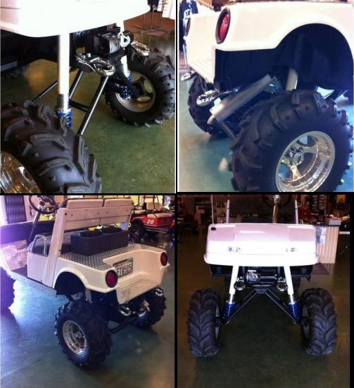 Used 1988 Yamaha Gas Golf Carts ATV in Chino Hills. Review @ http://www.atvjunction.com/