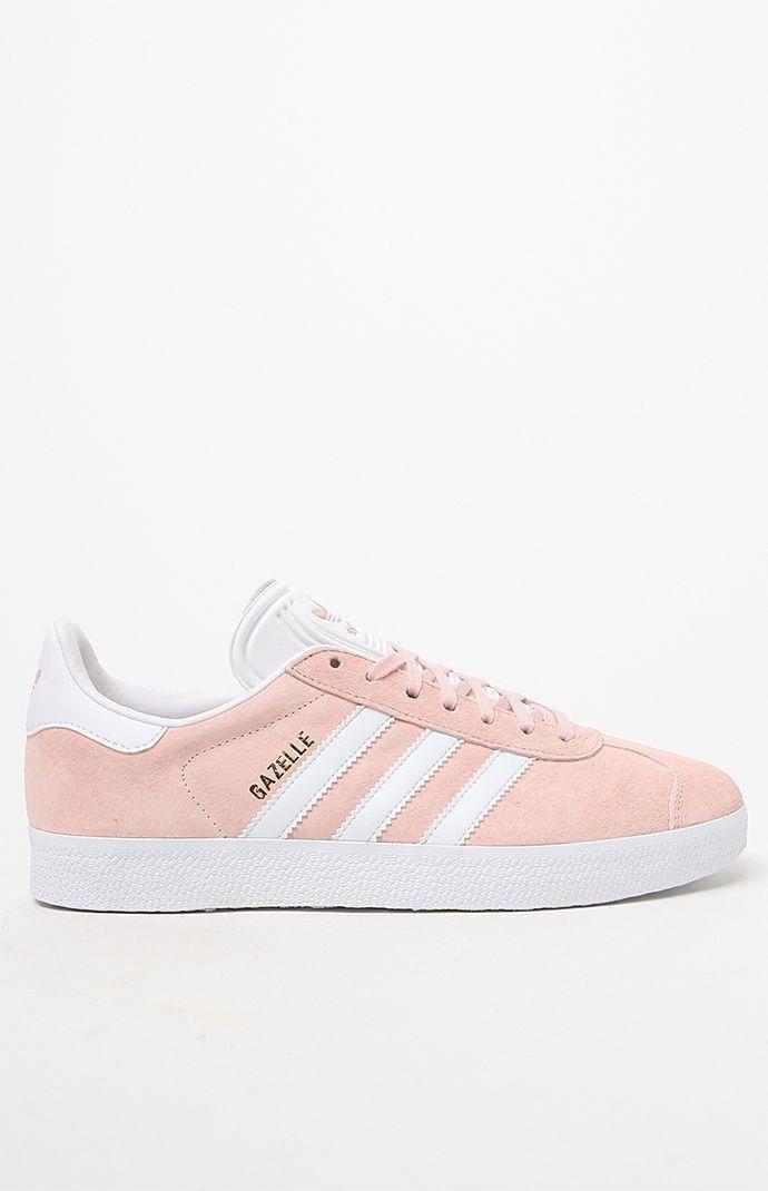 Women's Pink Gazelle Sneakers