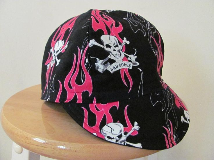 Welding Cap Pattern Welders Hat