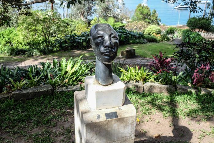 Wendy Whiteley garden in Lavender Bay