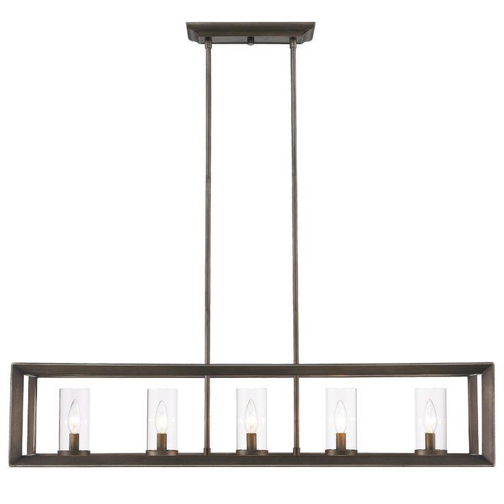 best 25 linear chandelier ideas on