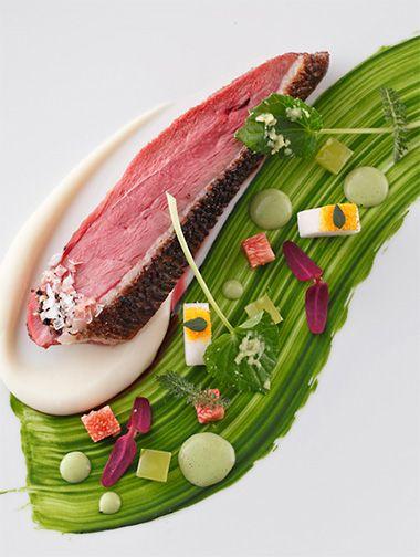 米田 肇Hajime Yoneda Chef シェフ | 料理通信