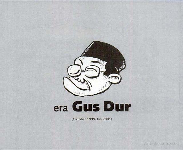 #Gusdur