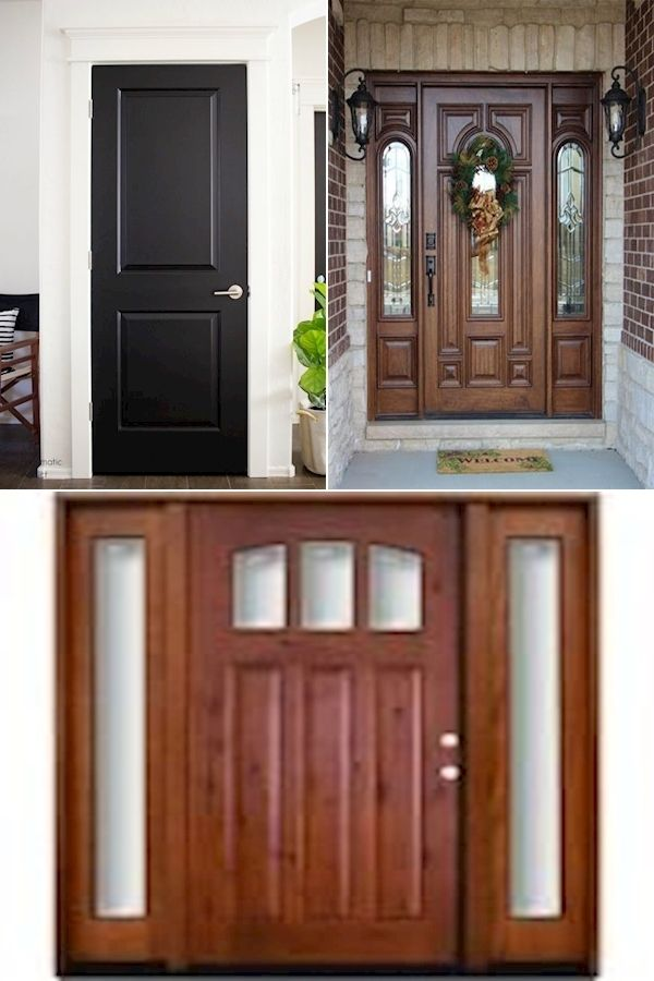 Solid Wood Interior Doors Lowes Closet Doors Prehung Interior Glass Panel Doors In 2020 Wood Doors Interior Wood Doors Interior