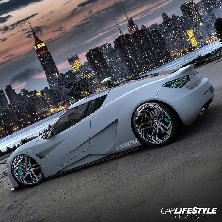 BMW M9 Render Done By CarLifestyle CarsWithoutLimits Carswithoutlimits