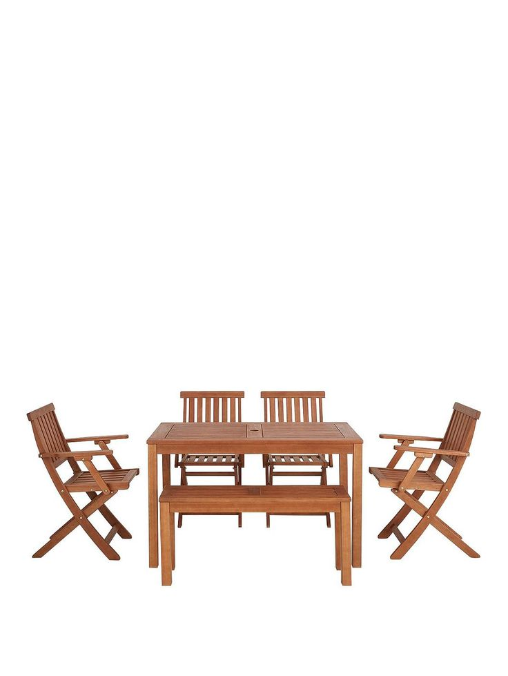 LINGFIELD WOOD DINING SET WITH PICNIC BENCH AND CHAIRS, http://www.very.co.uk/lingfield-wood-dining-set-with-picnic-bench-and-chairs/1600214141.prd