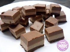 Cremini, cioccolatini scioglievolissimi.