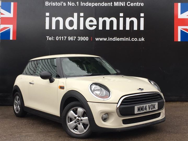 MINI ONE   Brand new in this stylish mini one is cheep on insurance and a really well looked after car!   Please see our website www.indiemini.co.uk   Or   Call us on 01179673900  Look forward to hearing from you soon! #minicarsbristol